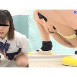 女子校内トイレ覗撮 はじける解放感!女子校生の青春おしっこストーリー