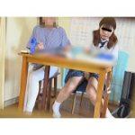 盗撮 優等生女子校生の羞恥失態 先生の側で失禁お漏らし ~お勉強頑張りすぎて漏らしてしまいました~